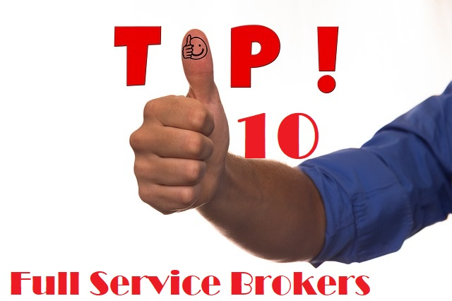Top 10 Full Service Brokers in India 2020