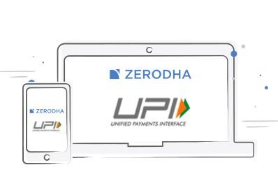 Fund transfer to Zerodha using UPI