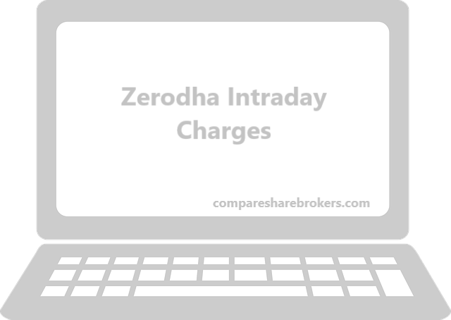 Zerodha Intraday Charges