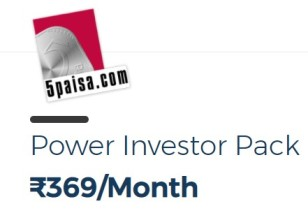 5paisa Power Investor Pack
