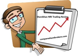 Sharekhan NRI Trading Review
