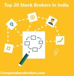 Top 20 Stockbrokers in India 2020