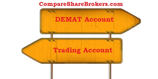 Difference Between Demat Account and Trading Account