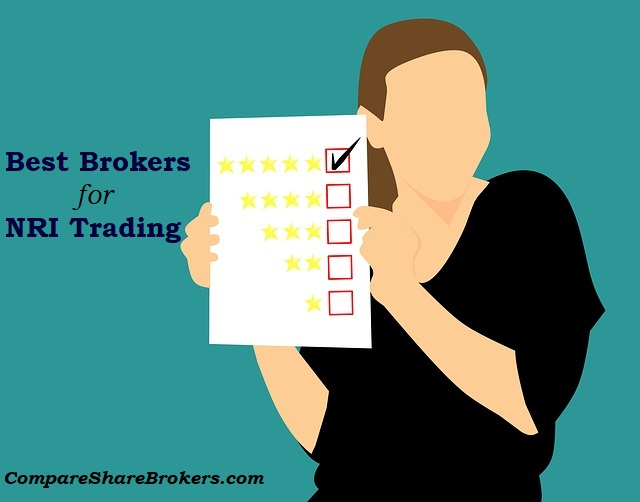Best Brokers for NRI Trading Services