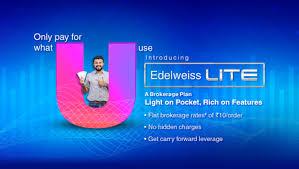 Edelweiss Lite Brokerage Plan 2020
