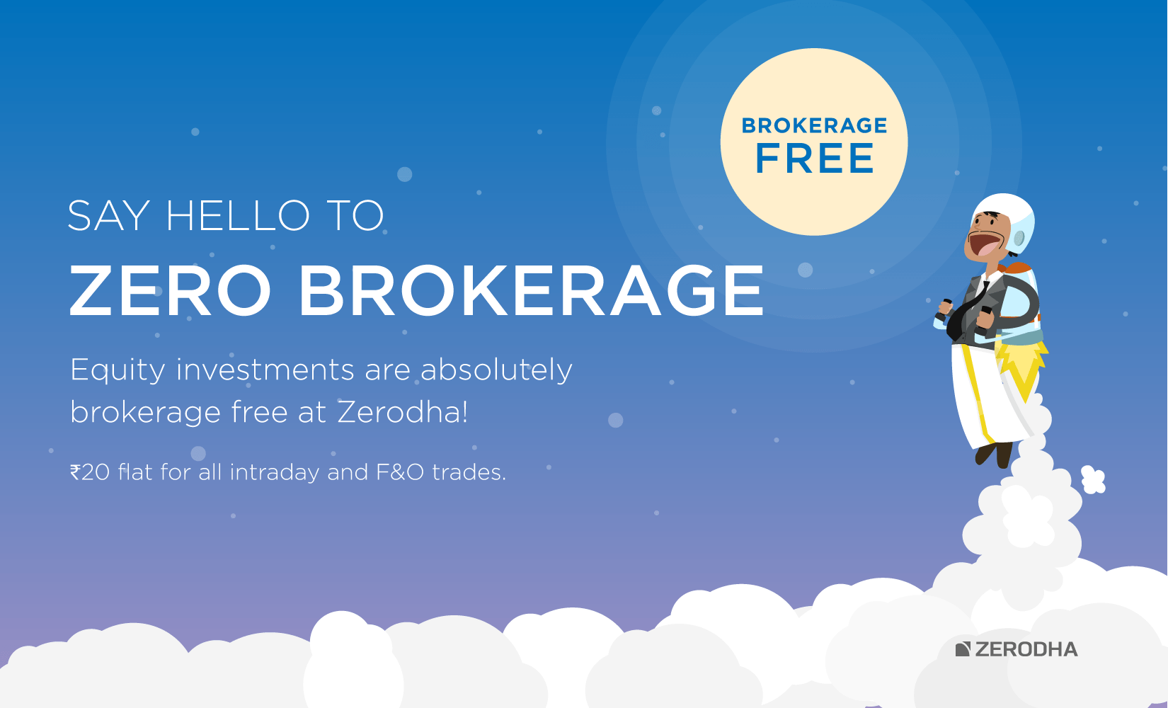 Zerodha Brokerage and Demat Account Charges 2020