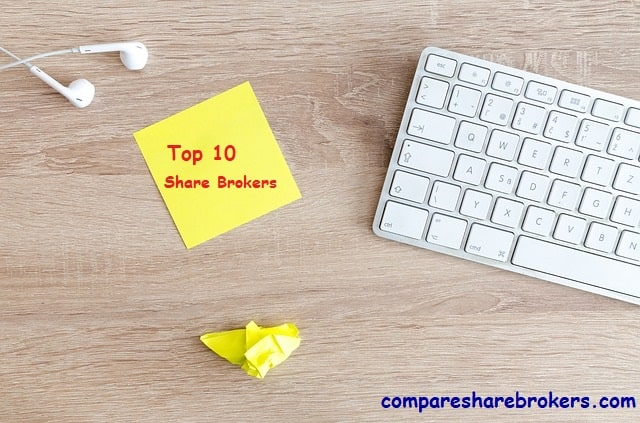 Top 10 Share Brokers in India 2019