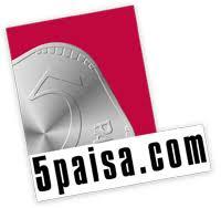 5paisa offers logo