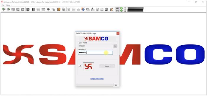 Samco Trader