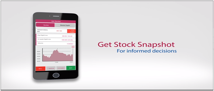 Stock Snapshot by Axis Mobile