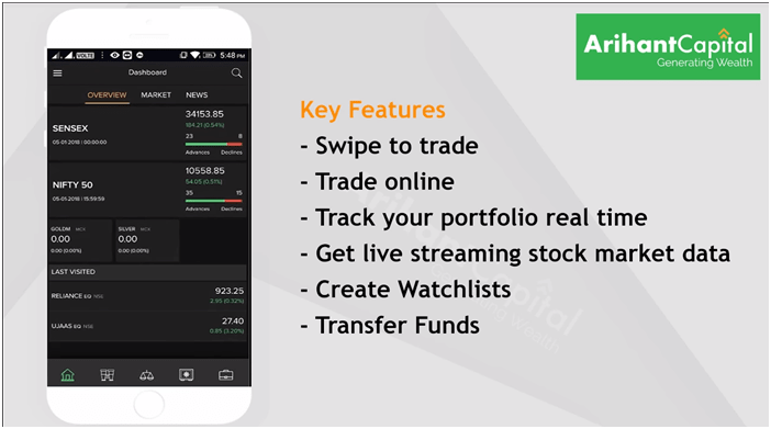Key Features of Ari-Mobile
