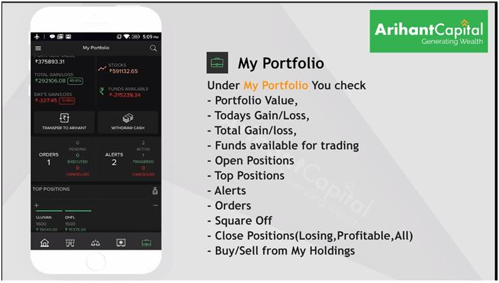 Portfolio Tracker by Ari-Mobile