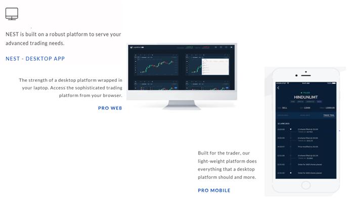 Upstox Trading Platforms