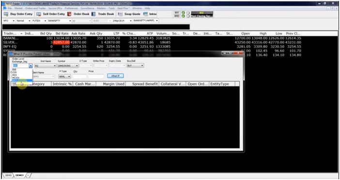 Tradejini Trading Platforms